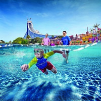 Клуб путешествий Павла Акеснова. ОАЭ. Дубай. Wild Wadi Waterpark - Breaker's Bay Underwater Family with Jumeirah Beach Hotel