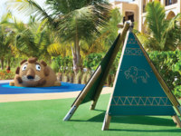 Клуб путешествий Павла Аксенова. DoubleTree By Hilton Resort & SPA Marjan Island. Kids Playground