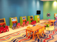 Клуб путешествий Павла Аксенова. DoubleTree By Hilton Resort & SPA Marjan Island. Kids Club Playstations