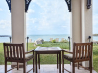 Клуб путешествий Павла Аксенова. ОАЭ. Рас-эль-Хайма. Hilton Ras Al Khaimah Resort & Spa. Junior Suite Beach Villa