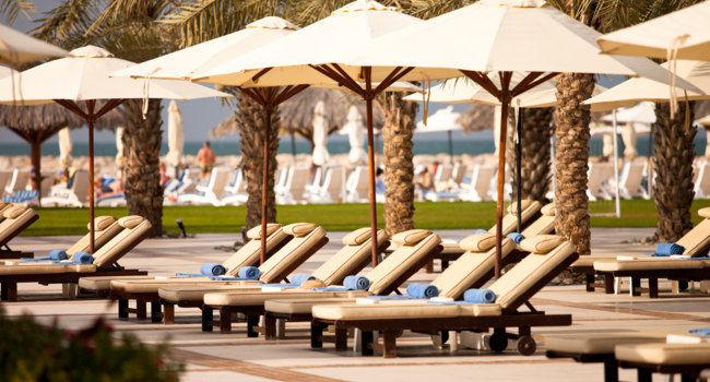 Клуб путешествий Павла Аксенова. ОАЭ. Рас-эль-Хайма. Hilton Ras Al Khaimah Resort & Spa. Pool