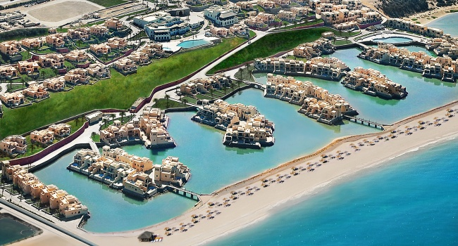 Клуб путешествий Павла Аксенова. ОАЭ. Рас-эль-Хайма. The Cove Rotana Resort Ras Al Khaimah