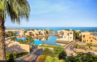 Клуб путешествий Павла Аксенова. ОАЭ. Рас-эль-Хайма. The Cove Rotana Resort Ras Al Khaimah. Pool