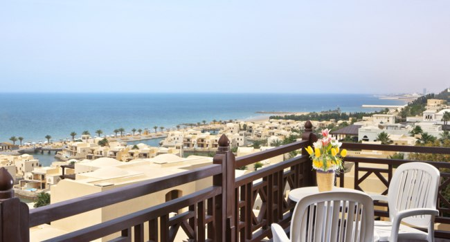 Клуб путешествий Павла Аксенова. ОАЭ. Рас-эль-Хайма. The Cove Rotana Resort Ras Al Khaimah. View from the Premium Room