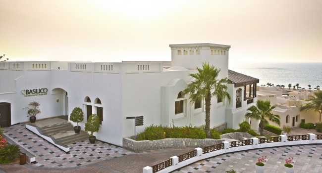 Клуб путешествий Павла Аксенова. ОАЭ. Рас-эль-Хайма. The Cove Rotana Resort Ras Al Khaimah. Basilico Restaurant