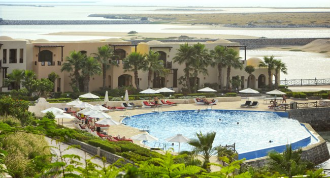 Клуб путешествий Павла Аксенова. ОАЭ. Рас-эль-Хайма. The Cove Rotana Resort Ras Al Khaimah. Laguna Bay Pool