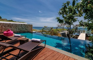 Блог Павла Аксенова. Индонезия. О.Бали. Anantara Bali Uluwatu Resort & Spa.Two Bedroom Ocean Front Pool Villa