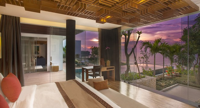 Блог Павла Аксенова. Индонезия. О.Бали. Anantara Bali Uluwatu Resort. Three Bedroom Ocean Front Pool Villa