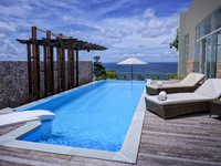 Блог Павла Аксенова. Индонезия. О.Бали. Anantara Bali Uluwatu Resort & Spa. The Penthouse Swimmng Pool