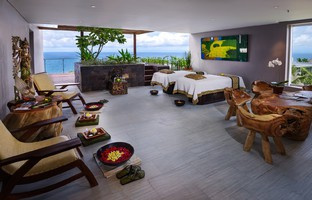 Блог Павла Аксенова. Индонезия. О.Бали. Anantara Bali Uluwatu Resort & Spa. Spa Suite Spa Area