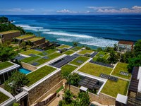 Блог Павла Аксенова. Индонезия. О.Бали. Anantara Bali Uluwatu Resort & Spa. View