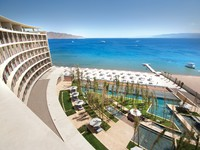 Иордания. Акаба. Kempinski Hotel Aqaba. Пляж. Creative Architecture & Luxurious Facilities