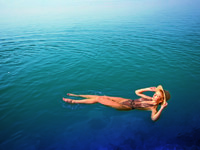 Иордания. Мертвое море. Dead Sea. Jordan. Floating in the Dead Sea