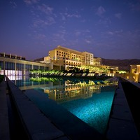 Иордания. Мертвое море. Kempinski Hotel Ishtar Dead Sea. Night Shot -  Anantara Spa