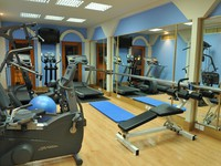 Marina Plaza Hotel 4. Gym
