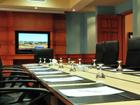 Marina Plaza Hotel 4. Meeting room