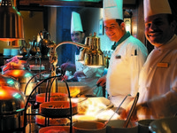 Movenpick Resort & Residence Aqaba 5. PLAM COURT RESTAURANT BUFFET - MP AQABA