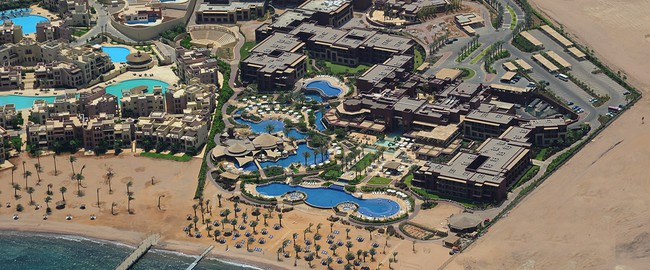 Movenpick Resort & Spa Tala Bay Aqaba 5.  Ariel Photos July