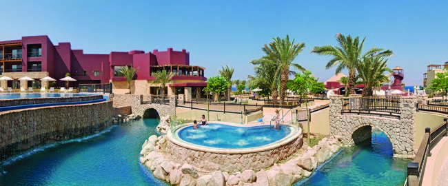 Movenpick Resort & Spa Tala Bay Aqaba 5. North MP Tala Bay Jacuzzi