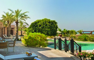 Movenpick Resort & Spa Dead Sea 5. Royal Villa Pool (2)