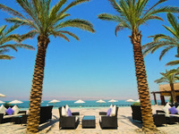Movenpick Resort & Spa Dead Sea 5. Beach Lounge