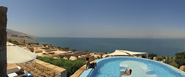 Movenpick Resort & Spa Dead Sea 5.Hydro pool 7