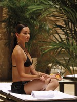 Movenpick Resort & Spa Dead Sea 5. Yoga