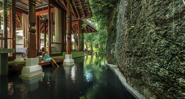 Клуб путешествий Павла Аксенова. Малайзия. Лангкави. Four Seasons Resort Langkawi. Geo Spa
