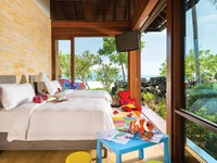 Клуб путешествий Павла Аксенова. Малайзия. Лангкави. Four Seasons Resort Langkawi. Family Beach House-Kids room