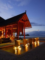 Клуб путешествий Павла Аксенова. Малайзия. Лангкави. Four Seasons Resort Langkawi. Rhu Bar exterior