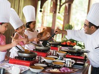 Клуб путешествий Павла Аксенова. Малайзия. Лангкави. Four Seasons Resort Langkawi. Junior Master Chef Class