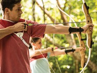 Клуб путешествий Павла Аксенова. Малайзия. Лангкави. Four Seasons Resort Langkawi. Archery