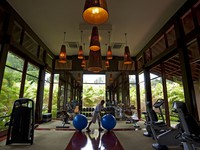 Клуб путешествий Павла Аксенова. Малайзия. Лангкави. Four Seasons Resort Langkawi. Fitness centre
