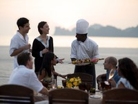 Клуб путешествий Павла Аксенова. Малайзия. Лангкави. Four Seasons Resort Langkawi. Beach barbecue