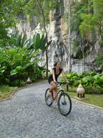 Клуб путешествий Павла Аксенова. Малайзия. Лангкави. Four Seasons Resort Langkawi. Cycling