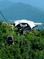 Клуб путешествий Павла Аксенова. Малайзия. Лангкави. Four Seasons Resort Langkawi. Cable car