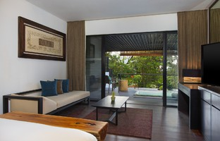 Клуб путешествий Павла Аксенова. Малайзия. Лангкави. The Andaman Langkawi. Jacuzzi Studio Suite