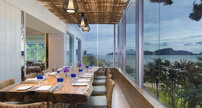Малайзия. О. Лангкави. The Westin Langkawi. Seasonal Tastes Restaurant