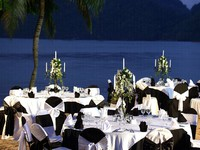 Малайзия. Лангкави. The Westin Langkawi Resort & Spa. Beach Setup