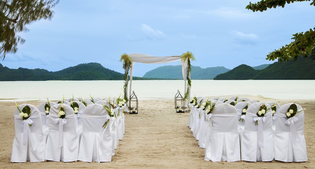 Малайзия. Лангкави. The Westin Langkawi Resort & Spa. Heavenly Beach