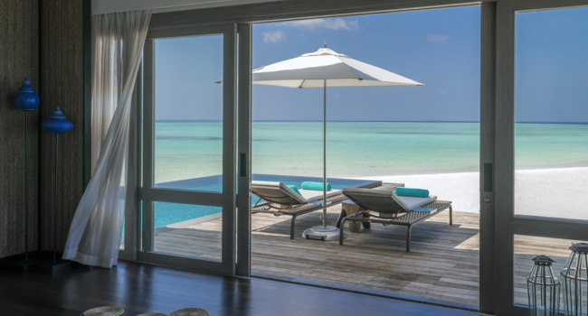 Клуб путешествий Павла Аксенова. Private Island Maldives at Voavah. Three-bedroom Beach Villa – Pool