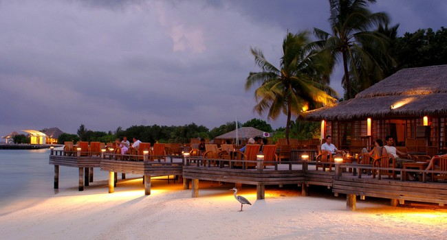 Клуб путешествий Павла Аксенова. Sheraton Maldives Full Moon Resorts&SpaSea Salt -Specialty Steak & Seafood