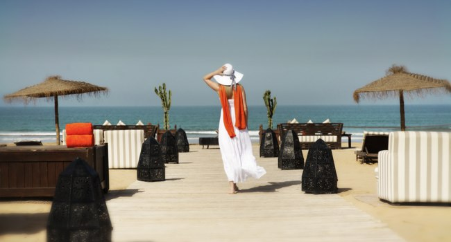 Клуб путешествий Павла Аксенова. Марокко. Агадир. Sofitel Agadir Royal Bay Resort. Beach