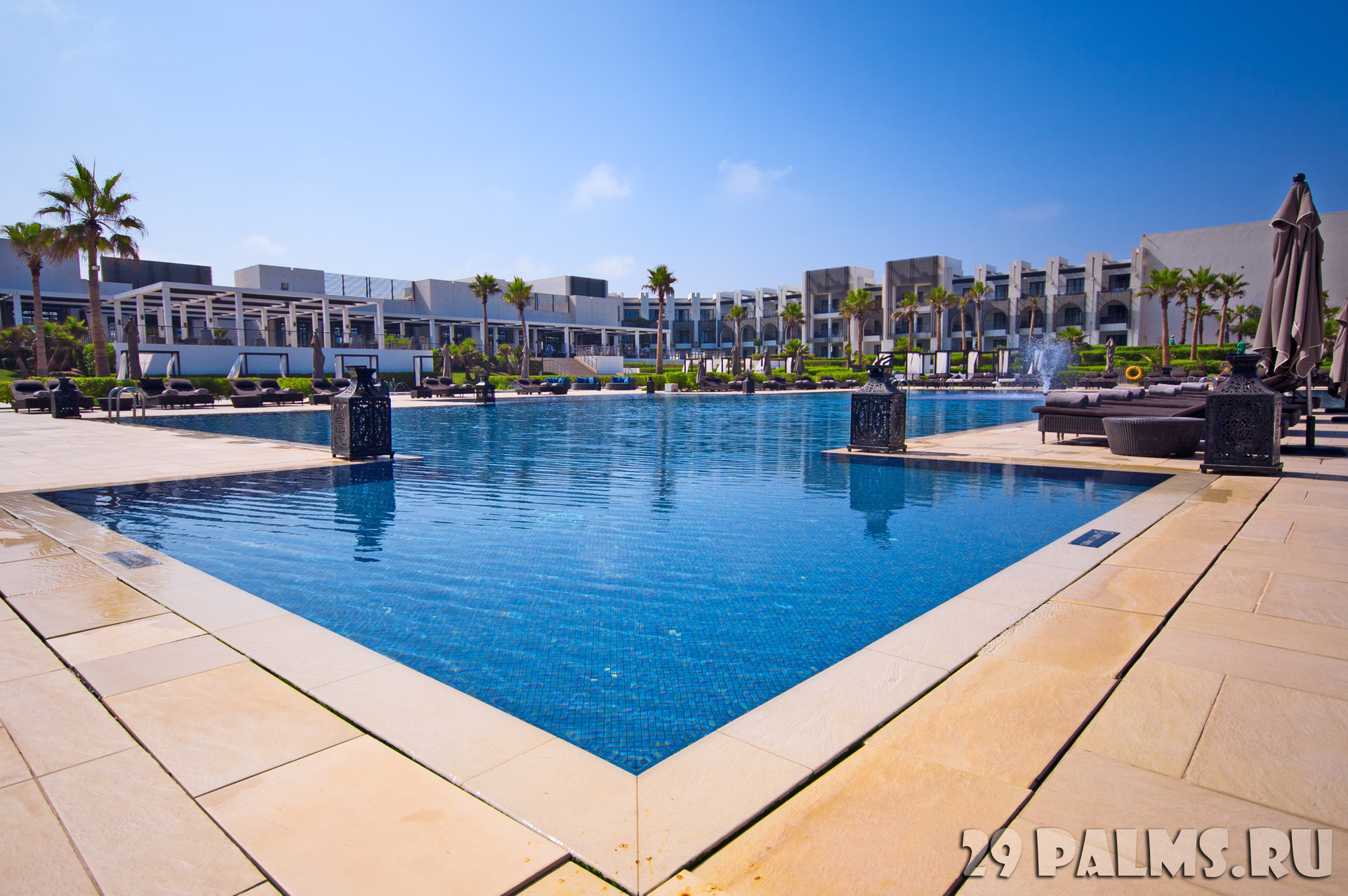 Клуб путешествий Павла Аксенова. Марокко. Агадир. Sofitel Agadir Thalassa Sea and Spa. Overview