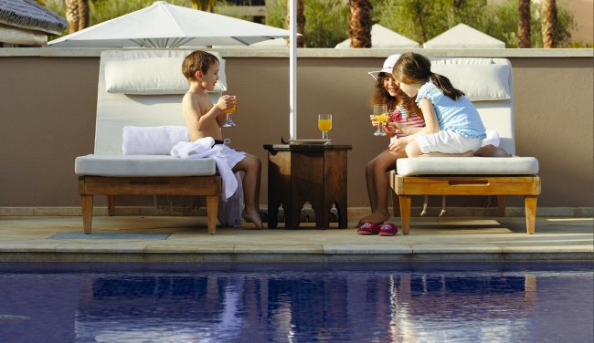 Клуб путешествий Павла Аксенова. Марокко. Марракеш. Four Seasons Resort Marrakech. Kids Club