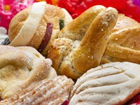 Mexican Traditional Sweet Bread. Фото natspel - Depositphotos