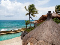 Riviera Maya View, Mexico. Фото SOMATUSCANI - Depositphotos