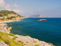 Alanya, Turkey. Cleopatra beach. Фото Robert Dziewulski - Depositphotos
