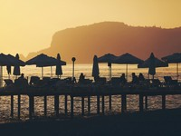 Summer resort of Alanya, Turkey. Фото Alexander Bedrin - Depositphotos