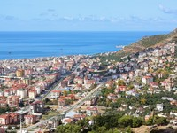 City landscape - Alanya, Turkey. Фото Anastasia Pyryeva - Depositphotos_7580489
